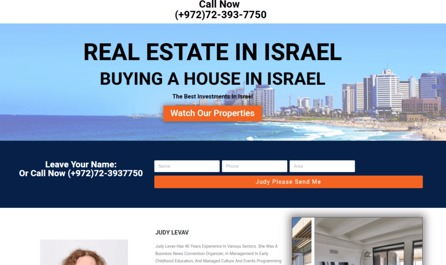 REAL ESTATE IN ISRAEL BUYING A HOUSE IN ISRAEL