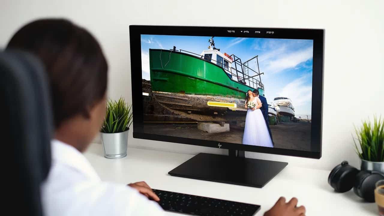 בניית אתר ואחסון אתרים בשביל אלמוג שי - צלם אירועים