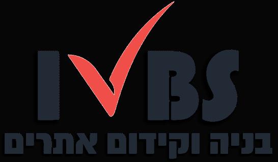 הלוגו הצבעוני של איתי ורצ'יק בניית אתרים IVBS