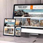 דוגמא בניית אתרים לסוכנות תיירות